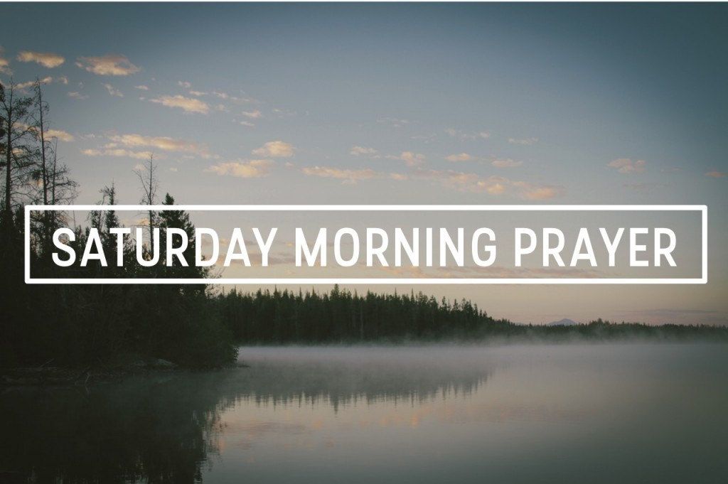 Saturday Morning Prayer Logo