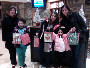 gift bags for the homeless