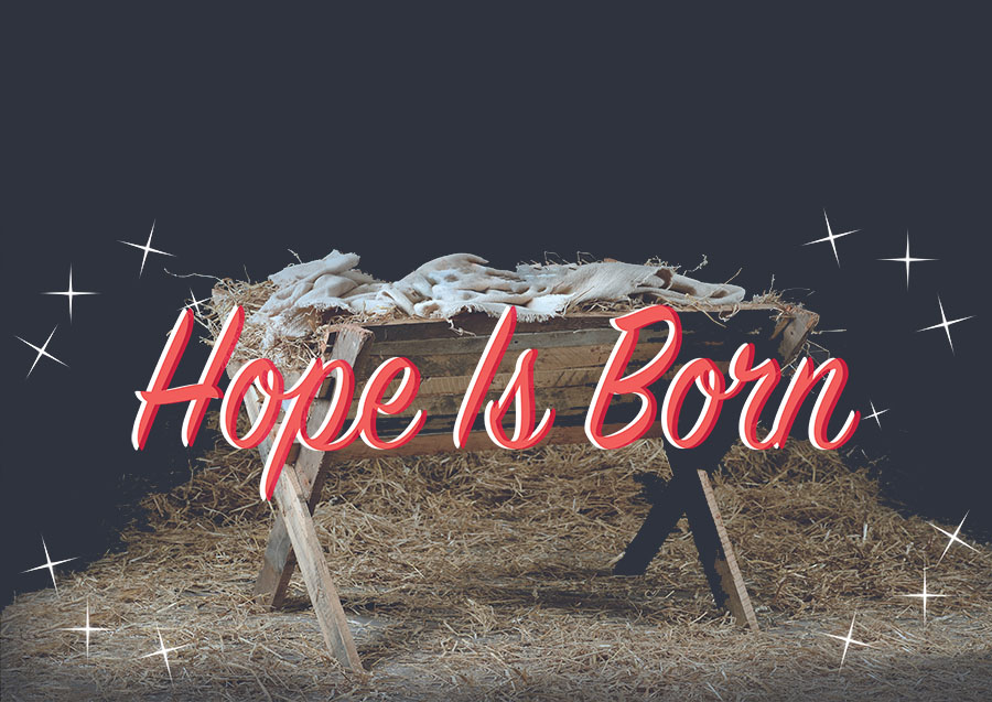 Hope is Born - Week Four
