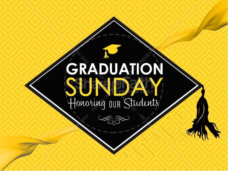 Graduation Sunday 2016