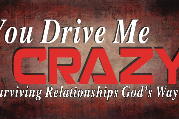 You Drive Me Crazy Ad Graphic