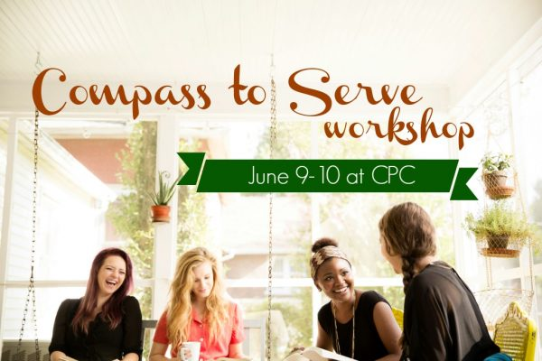 Compass to Serve workshop