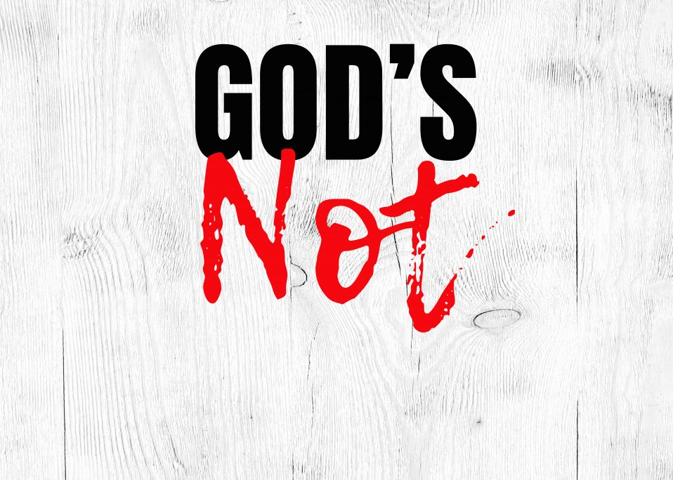 God's Not On Demand