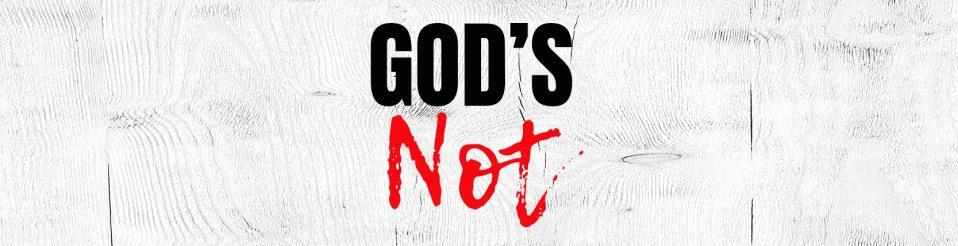 God's Not Anti-Science