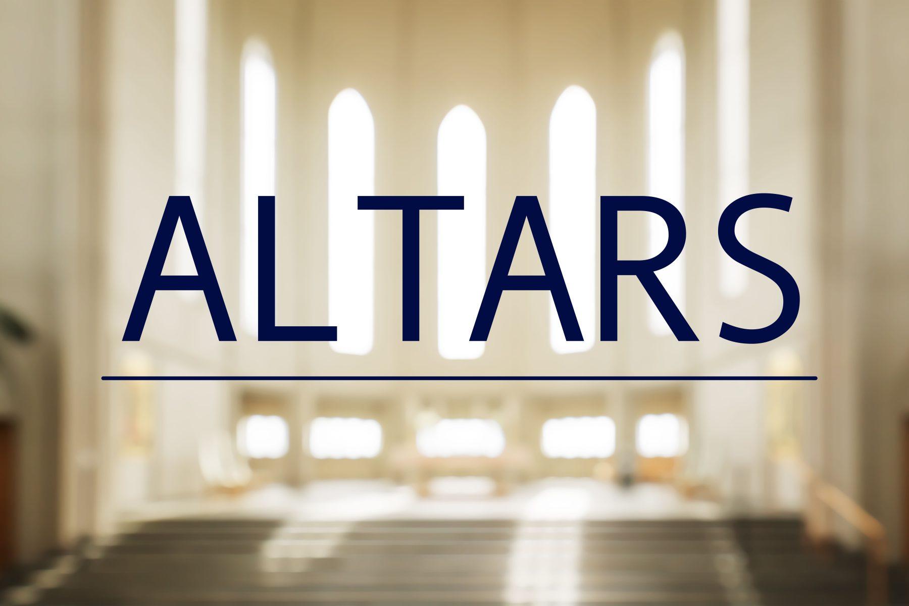 Altar of Prayer