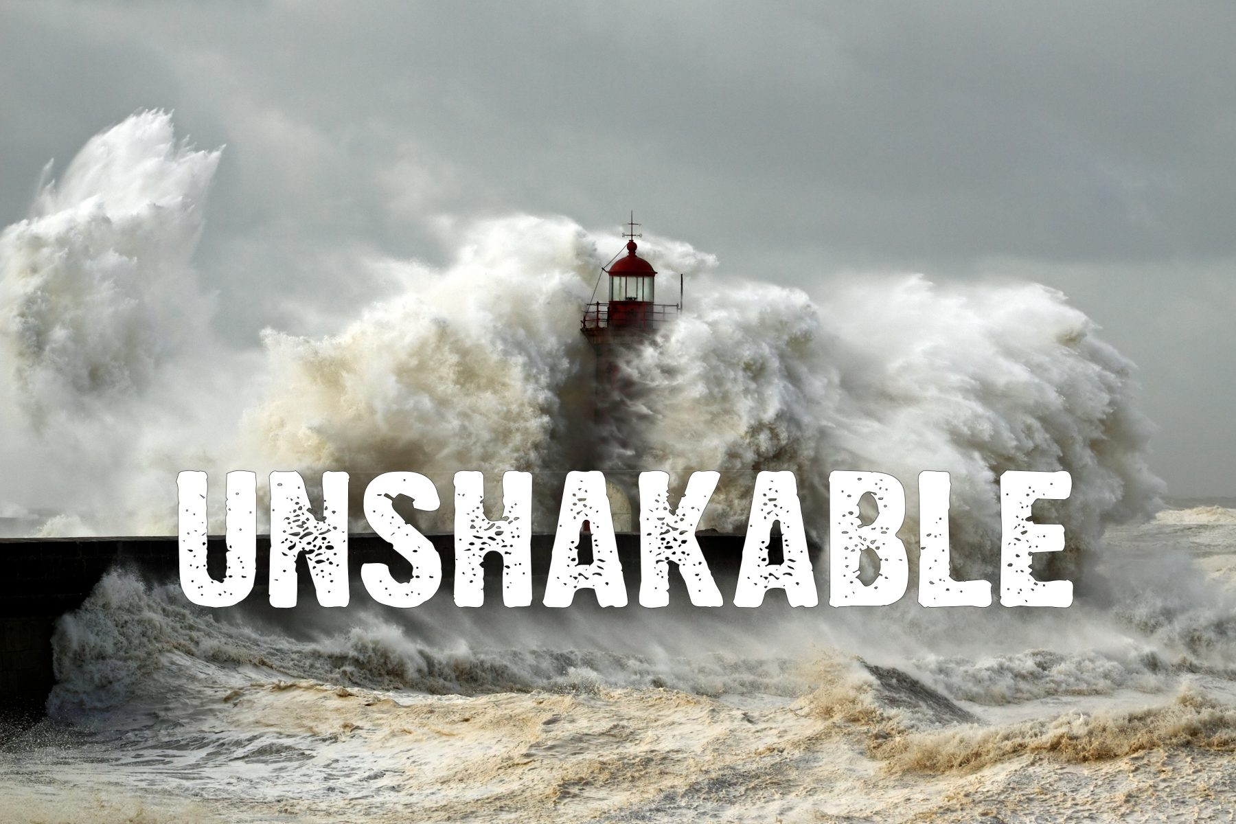 Unshakable! Thriving When Your World is Shaken Up