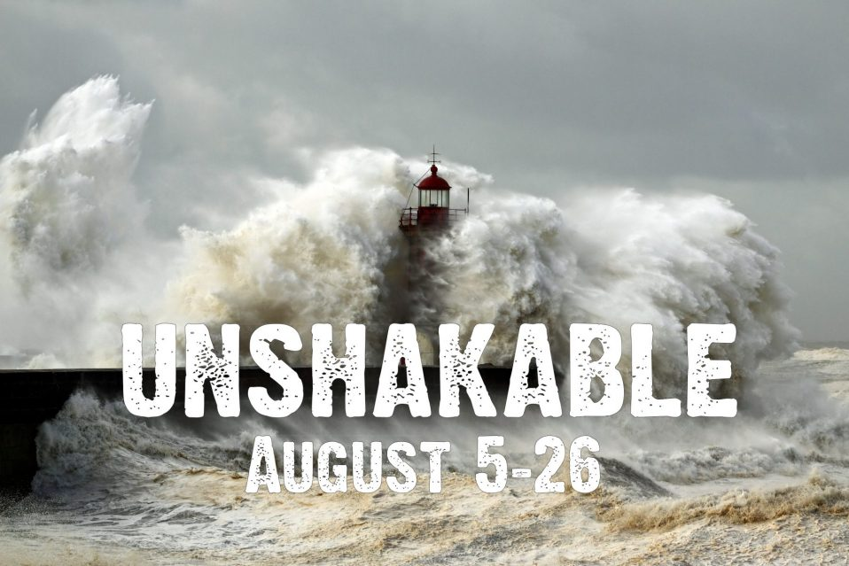 Unshakable When You're Asked to do the Impossible