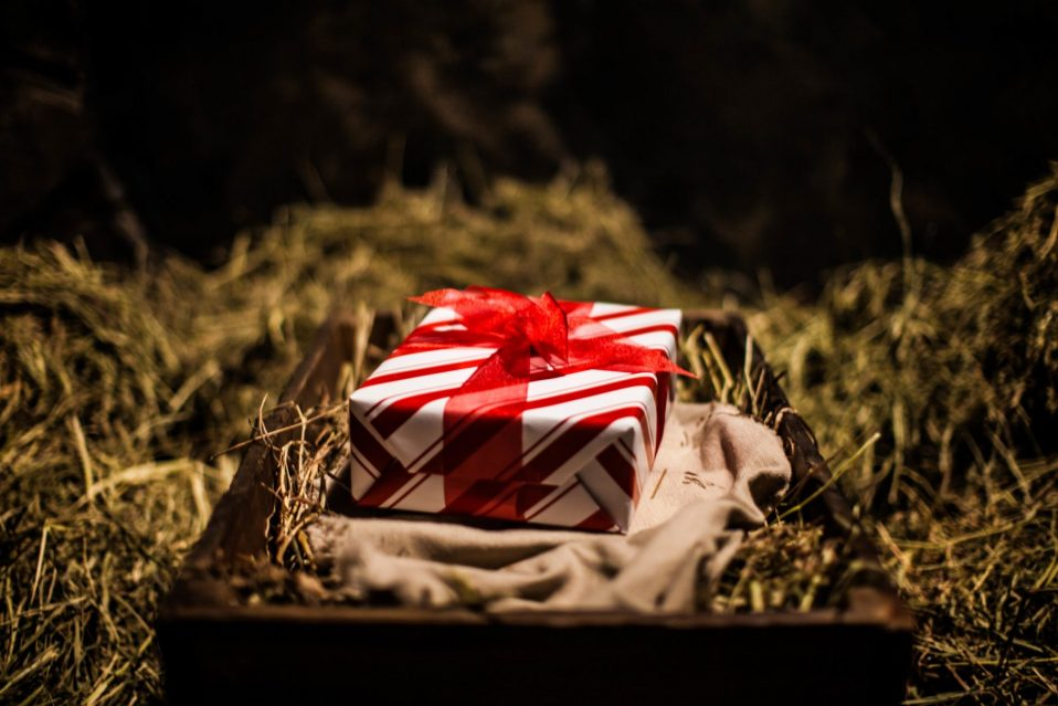 Anticipating an Awesome Gift
