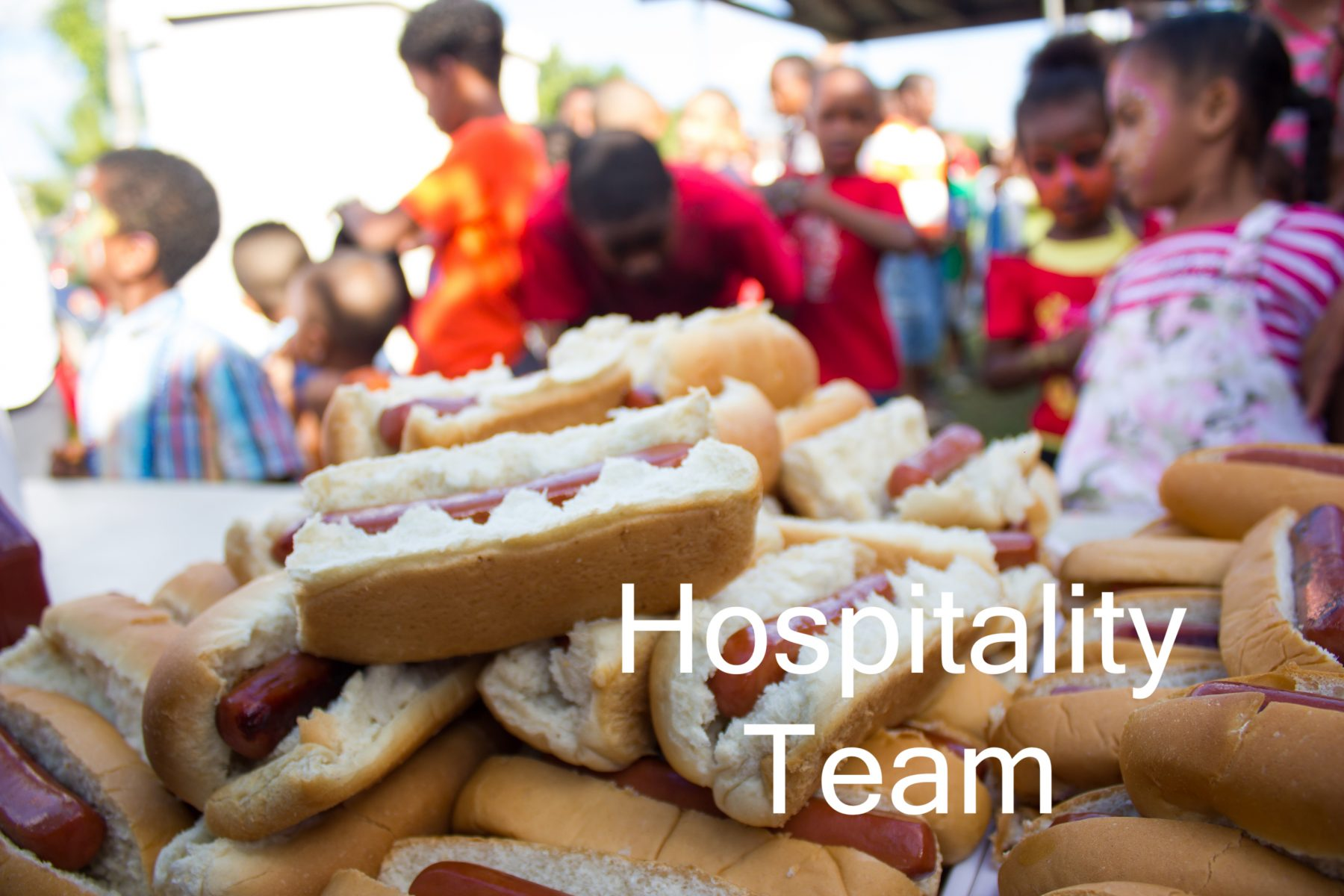 HOSPITALITY TEAM OPPORTUNITIES