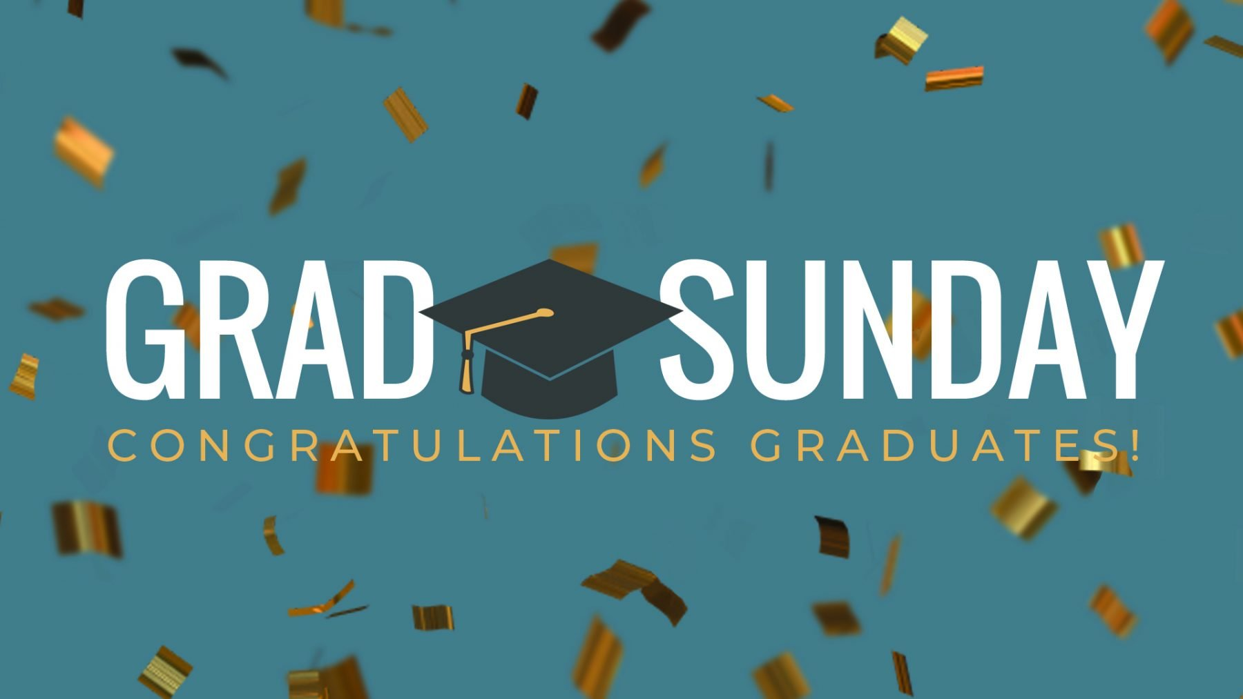 Graduation Sunday 2019