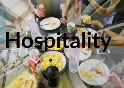 Hospitality Rules at CPC