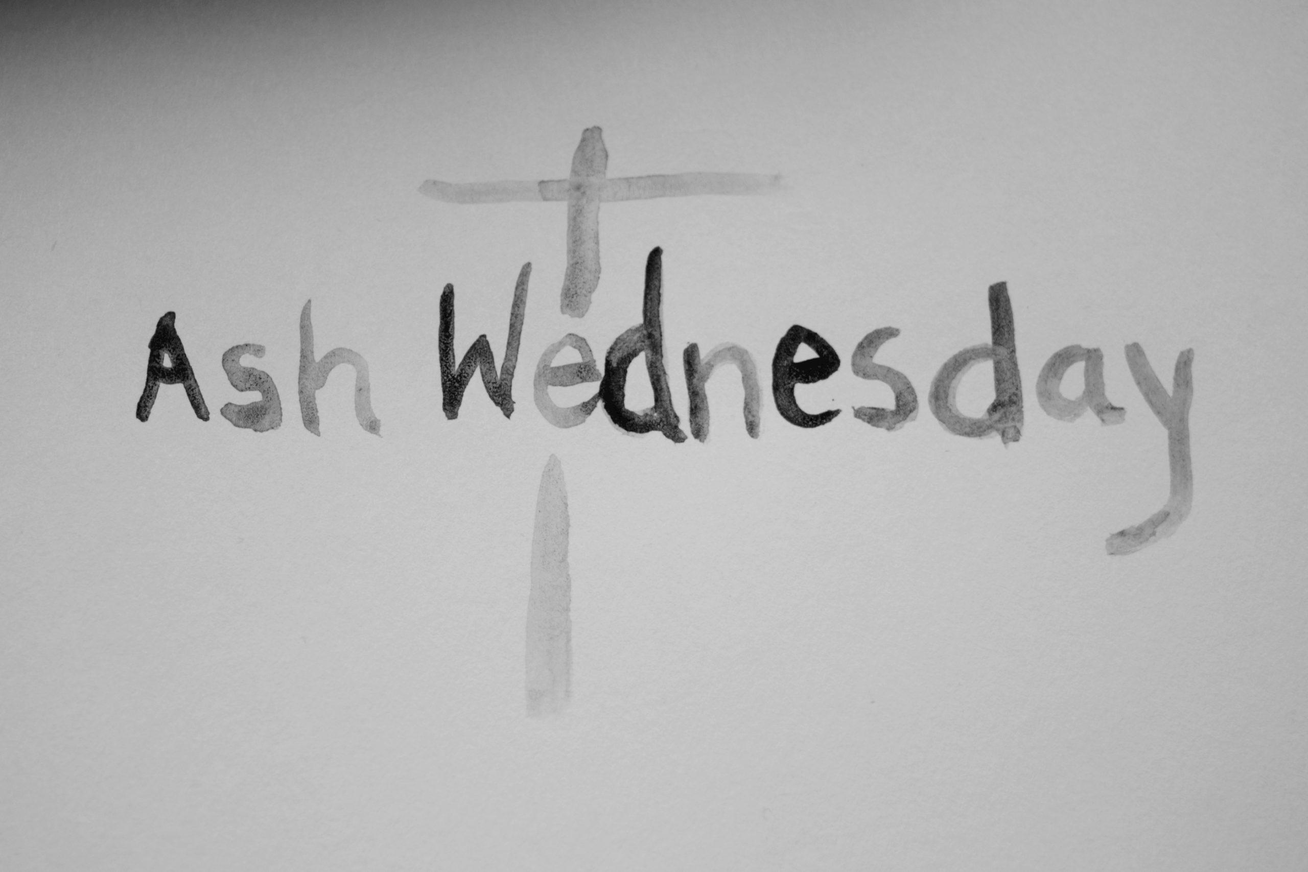Ash Wednesdsy