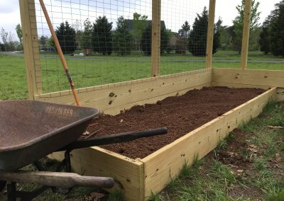Our Garden is OPEN