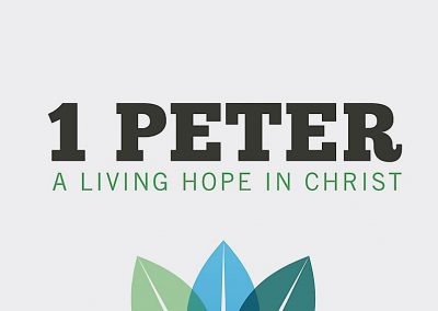 1st Peter: A Living Hope in Christ – Bible Study
