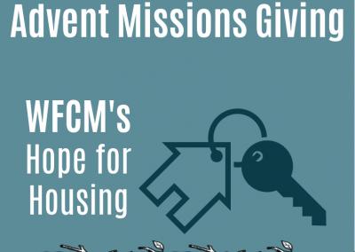 Christmas Mission Focus 2020