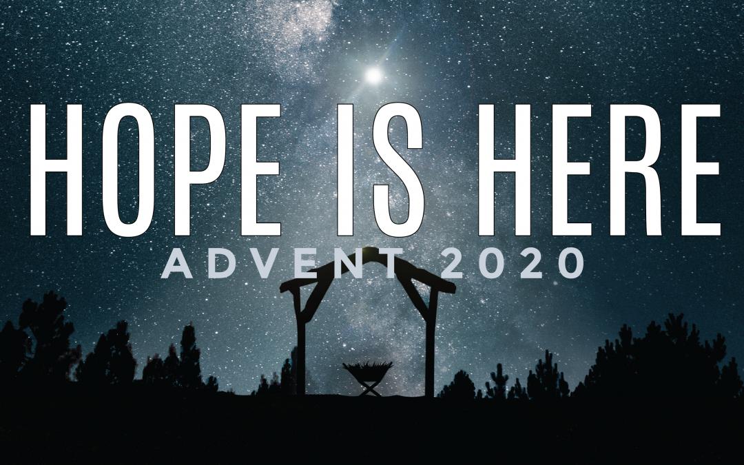 Advent 2020 Centreville Presbyterian Church
