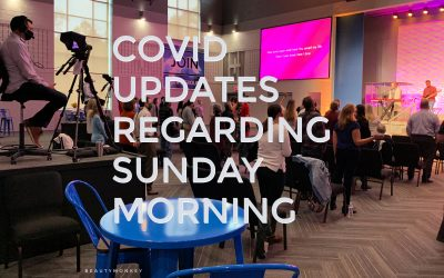 Sunday Morning during a season of COVID