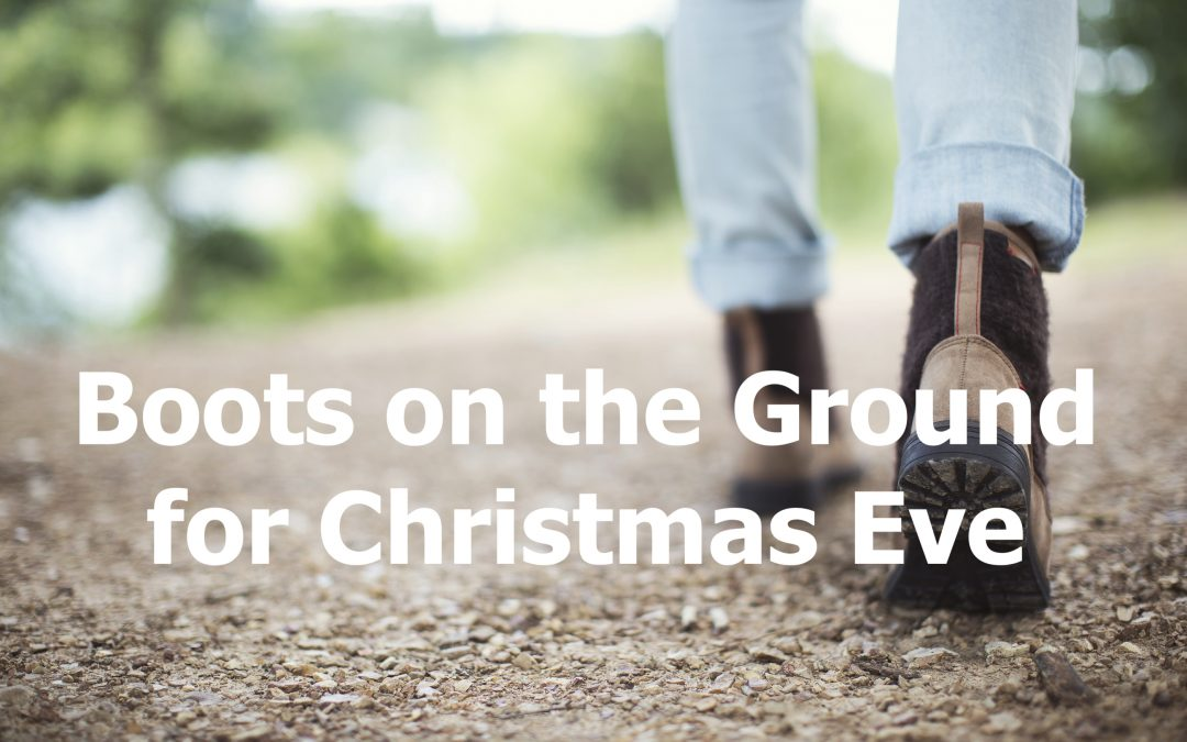 Boots on the Ground at CPC