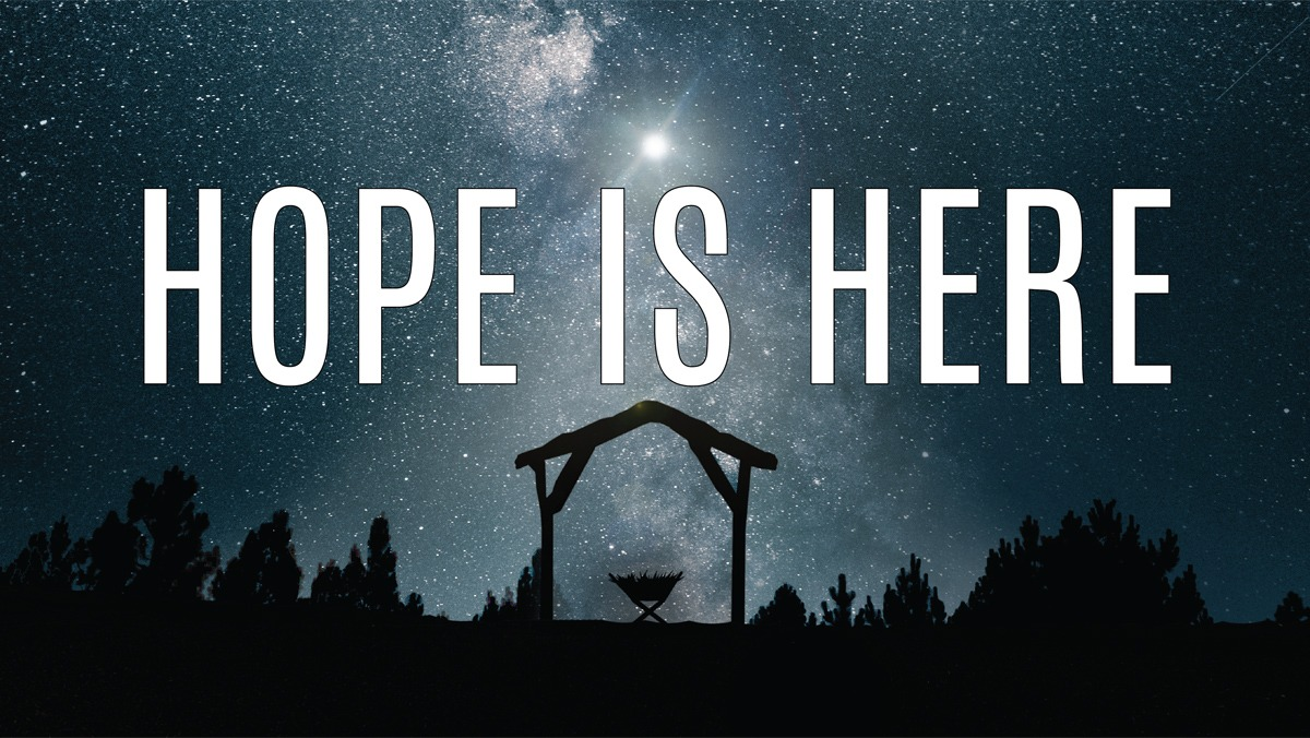 Where Does Hope Come From?
