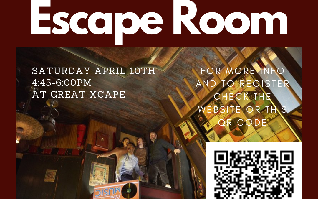 Middle School Escape Room