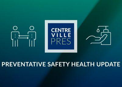 Safety Health Update