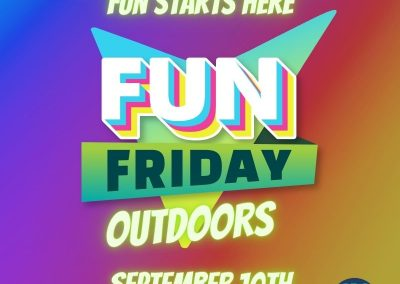 Fun Friday September 10th