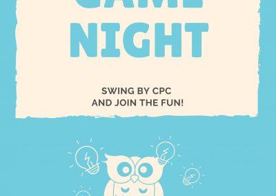 Game Night at CPC