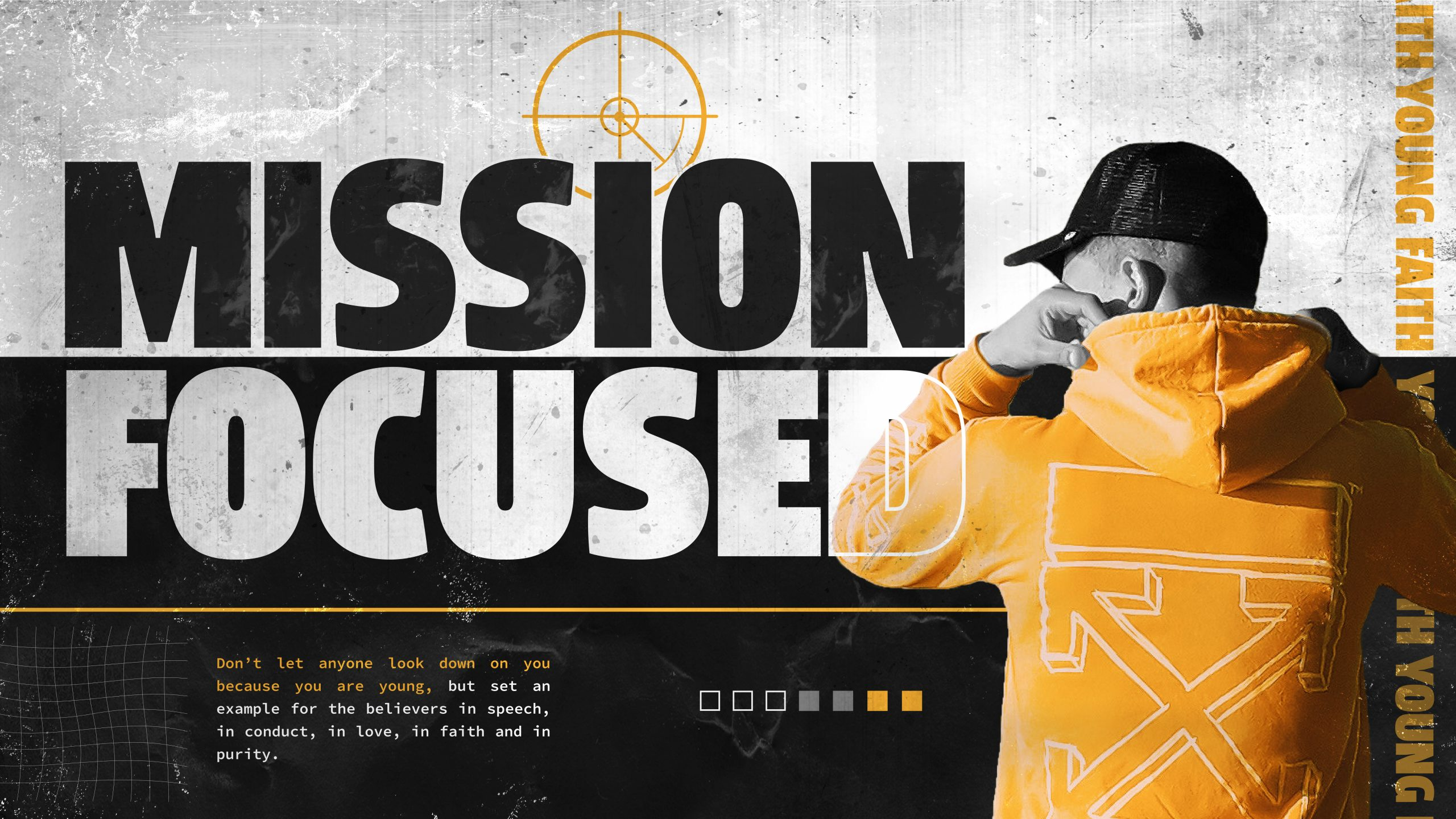 Young Faith: Mission Focused